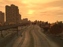 Northern Expressway GTA IV