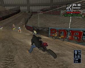 DirtTrack-GTASA-gameplay