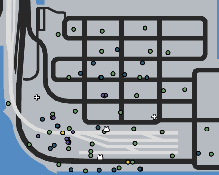 GTAO-End Of The Line Map