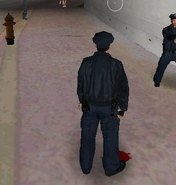IV cop in GTAVC