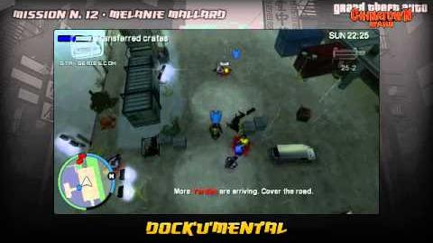 GTA Chinatown Wars - Walkthrough - Mission 12 - Dock'u'Mental