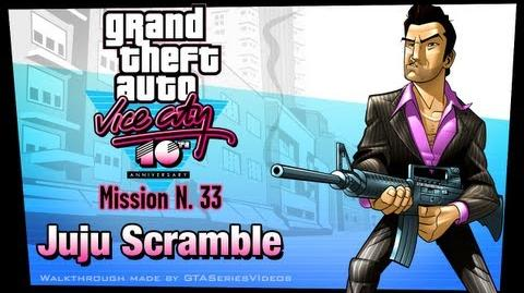 GTA Vice City - iPad Walkthrough - Mission 33 - Juju Scramble