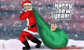 Gta christmas