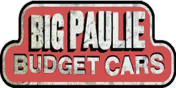 File:BigPaulieBudgetCars-GTAIV-Logo.png