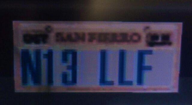 File:N13 LLF License Plate.jpg