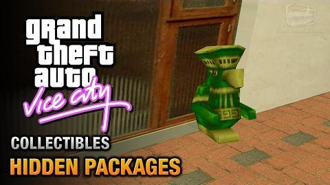 GTA Vice City - Hidden Packages City Sleuth Trophy Achievement