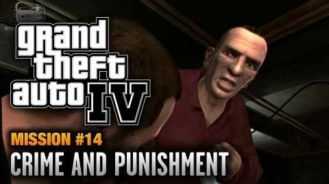 GTA 4 - Mission 14 - Crime and Punishment (1080p)