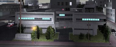 SchumanHealthCareCenter-GTAVC-exterior