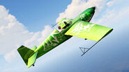 Sprunk Airplane