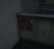 Monkey Mosaics GTAVe Davis orange