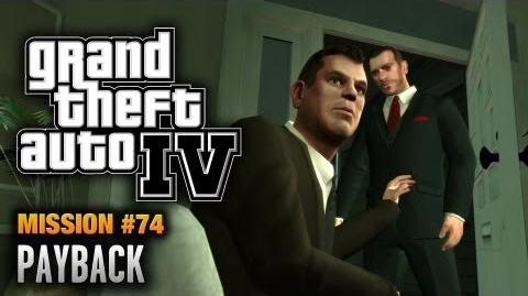 GTA 4 - Mission 74 - Payback (1080p)