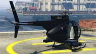 BuzzardAttackChopper-GTAV-rear