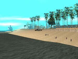 Playa del Seville