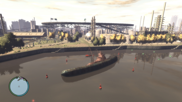 File:Wreck Tug4 GTAIV Wreckage from air.png