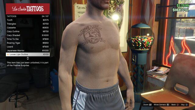 File:Tattoo GTAV Online Male Torso Loose Lips outline.jpg