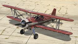 Duster-GTAV-front