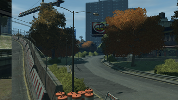 Gainer Street-GTAIV-East