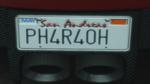 Custom Plate GTAO PH4R40H