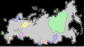 Republics in Russia