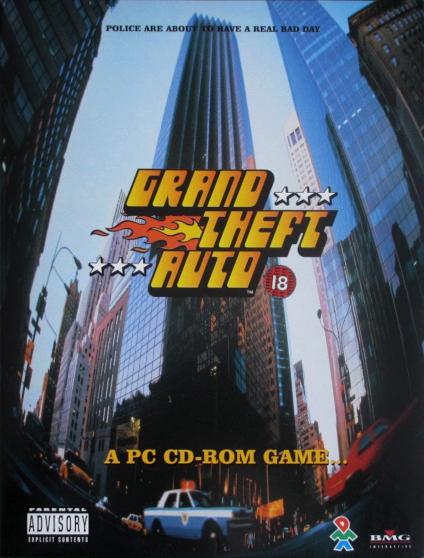 Grand Theft Auto 1 | GTA Wiki | Fandom powered by Wikia