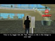 Check Out At The Check In Mission Screen Capture 01