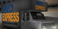 Spand Express (truck)