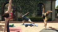 Yoga GTAV Minigane