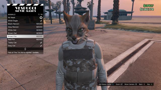 File:GTAO-Animal-Brown Fox Mask.png