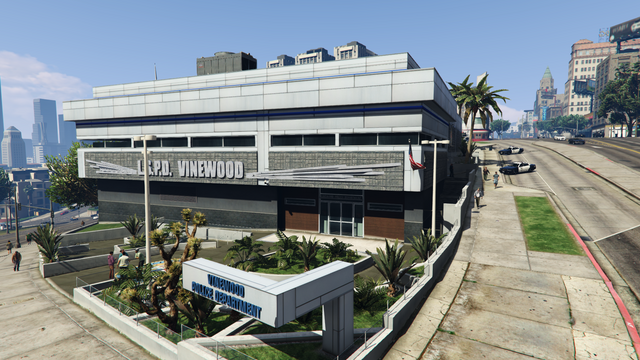File:LSPD Vinewood GTAVpc.png