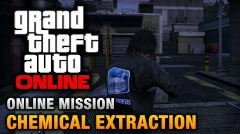 GTA Online - Mission - Chemical Extraction Hard Difficulty