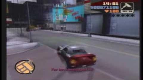"Grand Theft Auto 3 Mission 29 - ""Sayonara Salvatore"""