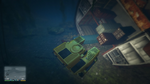 Wreck Container Ship GTAV Containers