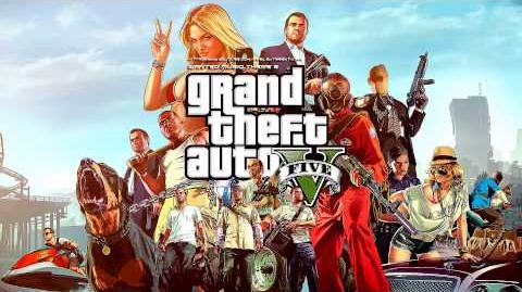 Grand Theft Auto GTA V - Wanted Level Music Theme 6 Next Gen