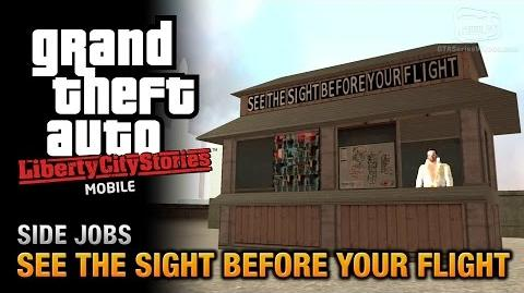 GTA Liberty City Stories Mobile - See the Sight Before Your Flight