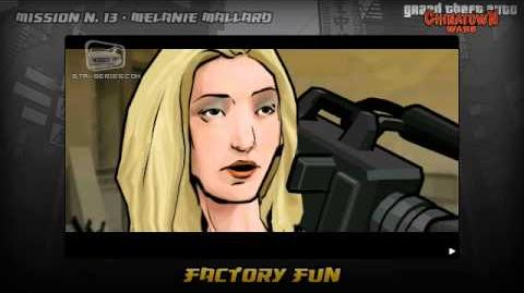 GTA Chinatown Wars - Walkthrough - Mission 13 - Factory Fun