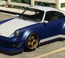 Comet Retro Custom