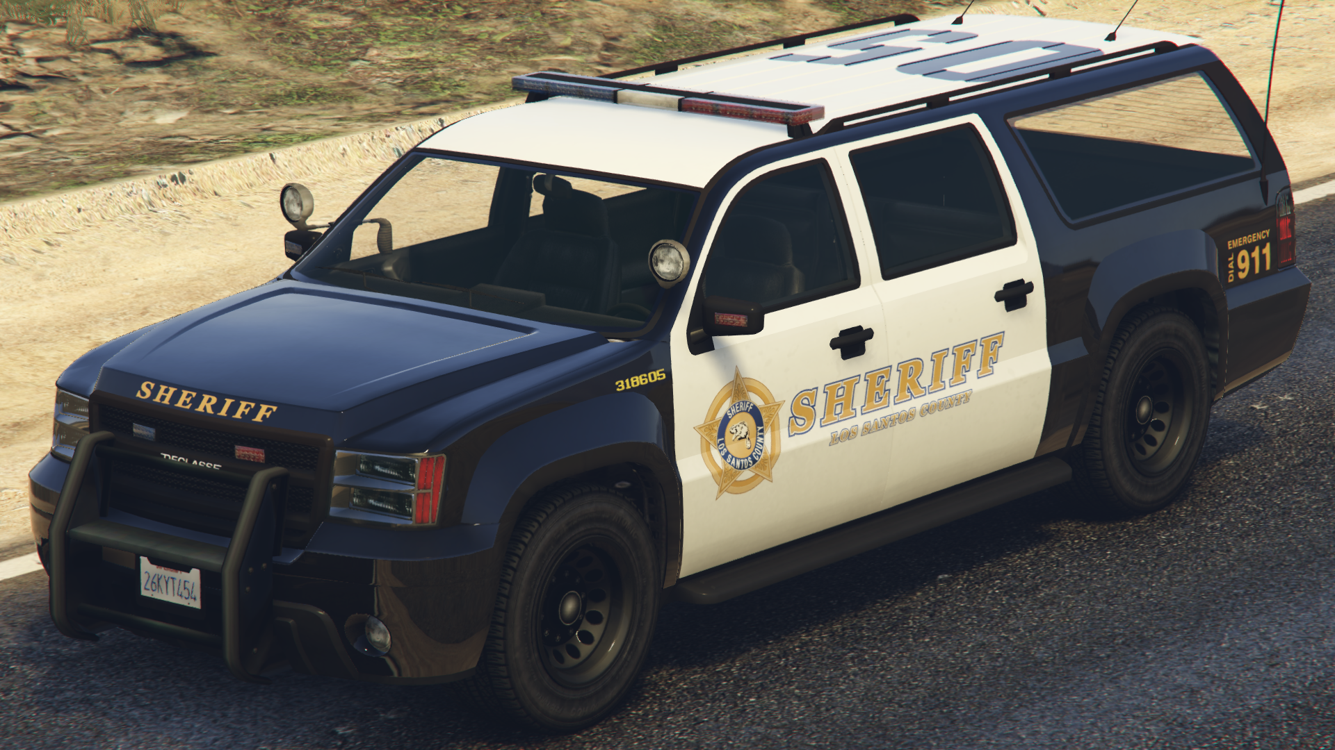 GUIDE] Police car mods: the whys and hows, and