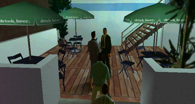Front Page Cafe Vice City