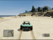 By the Side of the Bay GTAO Finish