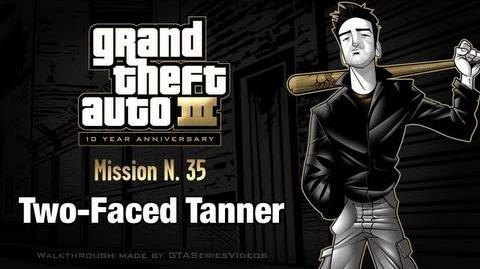 GTA 3 - iPad Walkthrough - Mission 35 - Two-Faced Tanner
