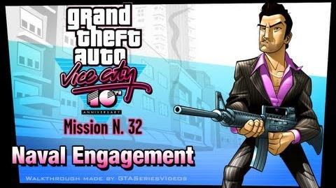 GTA Vice City - iPad Walkthrough - Mission 32 - Naval Engagement