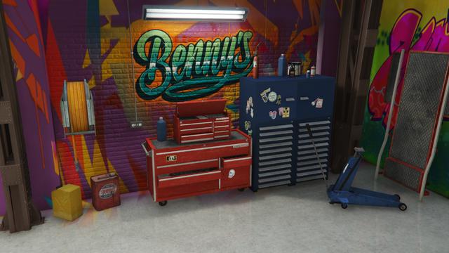 File:Benny'sOriginalMotorWorks-GTAO-ToolCabinets.png