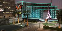 V-Rock Hotel