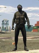 Scuba Suit GTAVpc Michael DirectorMode NoGear Front