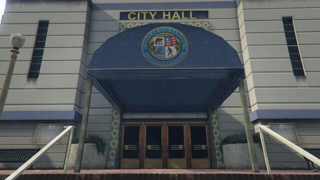 File:Del Perro City Hall GTAVe Entry.jpg