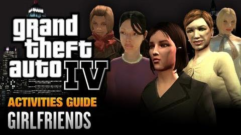 Girlfriends in GTA IV