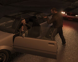 Carjacking-GTAIV-gunpoint