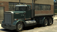 Flatbed-GTAIV-front