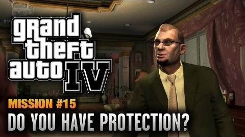 GTA 4 - Mission 15 - Do You Have Protection? (1080p)