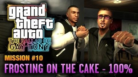GTA The Ballad of Gay Tony - Mission 10 - Frosting on the Cake 100% (1080p)